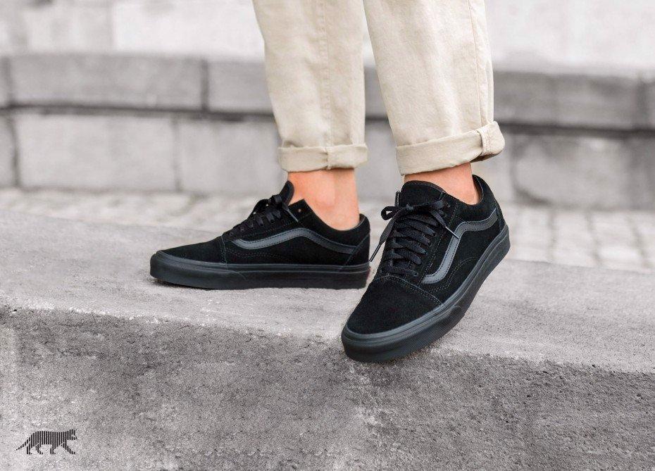 Giày Sneaker Vans Old Skool Canvas Big Size
