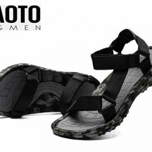 Giày Sandal Army Camo Màu Rằn Ri Size Lớn