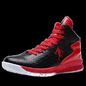 Giày Bóng Rổ Fashion AIR Đen-Đỏ Size Lớn 45-46-47-48