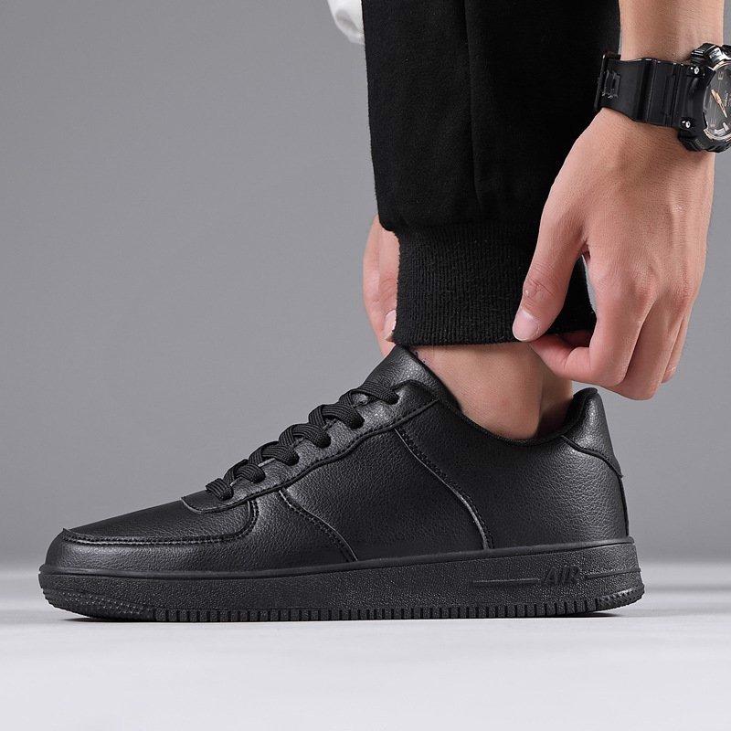 Giày Sneaker Wreck One Thời Trang Màu Đen Big Size 2