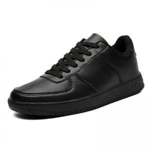 Giày Sneaker Wreck One Thời Trang Màu Đen Big Size 3