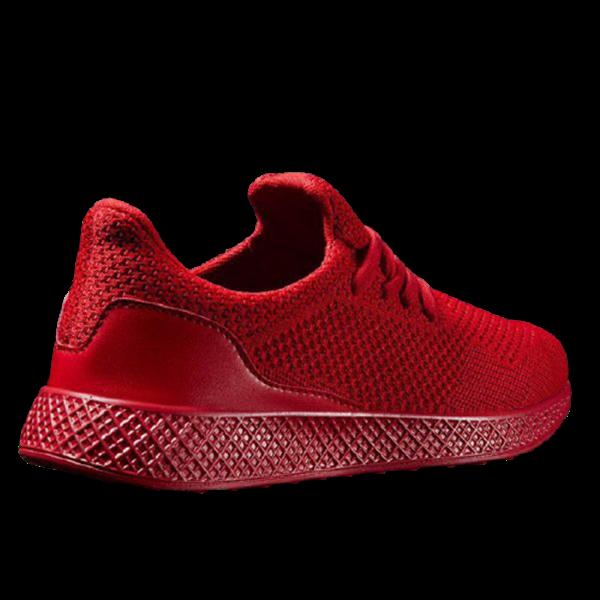 Giày Thể Thao Kristian Splight Màu Đỏ Big Size