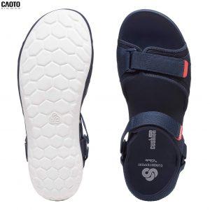 Sandal Cushion Xanh Navy Cỡ Lớn Nam