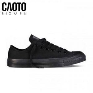 Giày Converse Classic Màu Đen Size Lớn