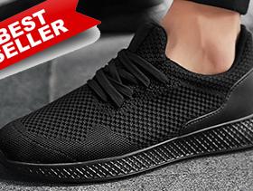 Giày Thể Thao Thời Trang Kristian Splight Black Big Size