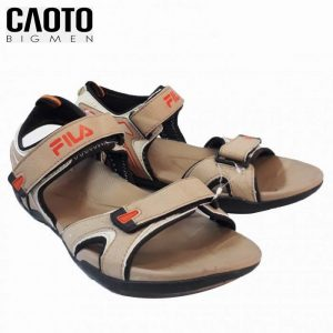Giày Sandal Nam Fila Nâu Size Lớn