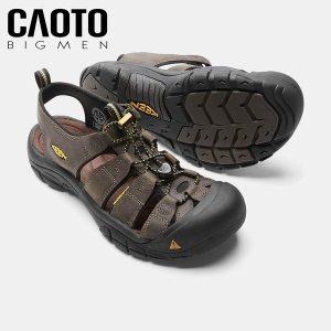 Giày Sandal Keen Surround Màu Nâu Big Size