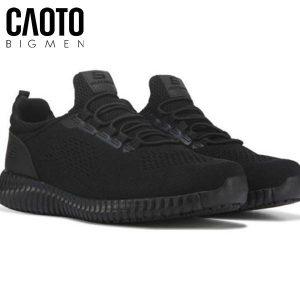 Giày Sneaker Skechers Cessnock Black Big Size Men
