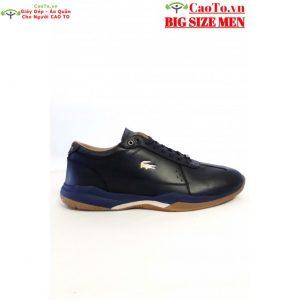 Giày Tennis Lacoste Black Size Lớn