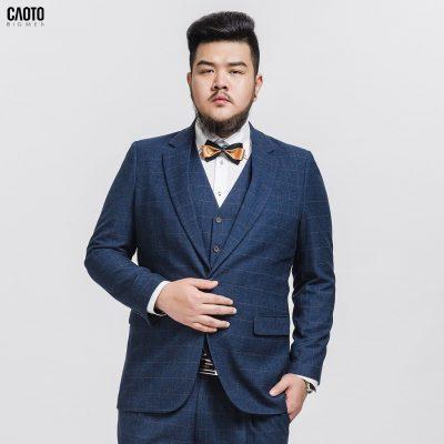 Áo Khoác Vest Nam Big Size TPHCM