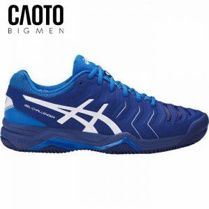 Giày Tennis Asics Gel-Challenger Blue BigSize