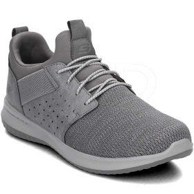 Giày Skechers Delson Xám Size Lớn 45 46 47 48 49
